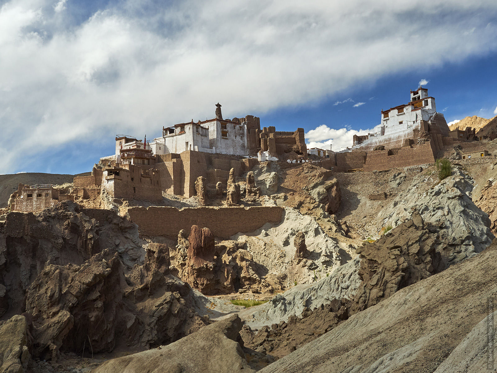 Tour Marathon in Ladakh, September 2018.