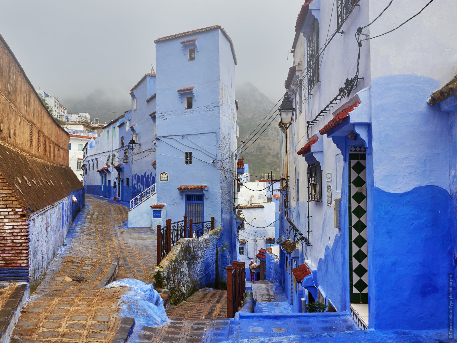 Medina of Chefchaouen, Morocco. Adventure photo tour: medina, cascades, sands and ports of Morocco, April 4 - 17, 2020.