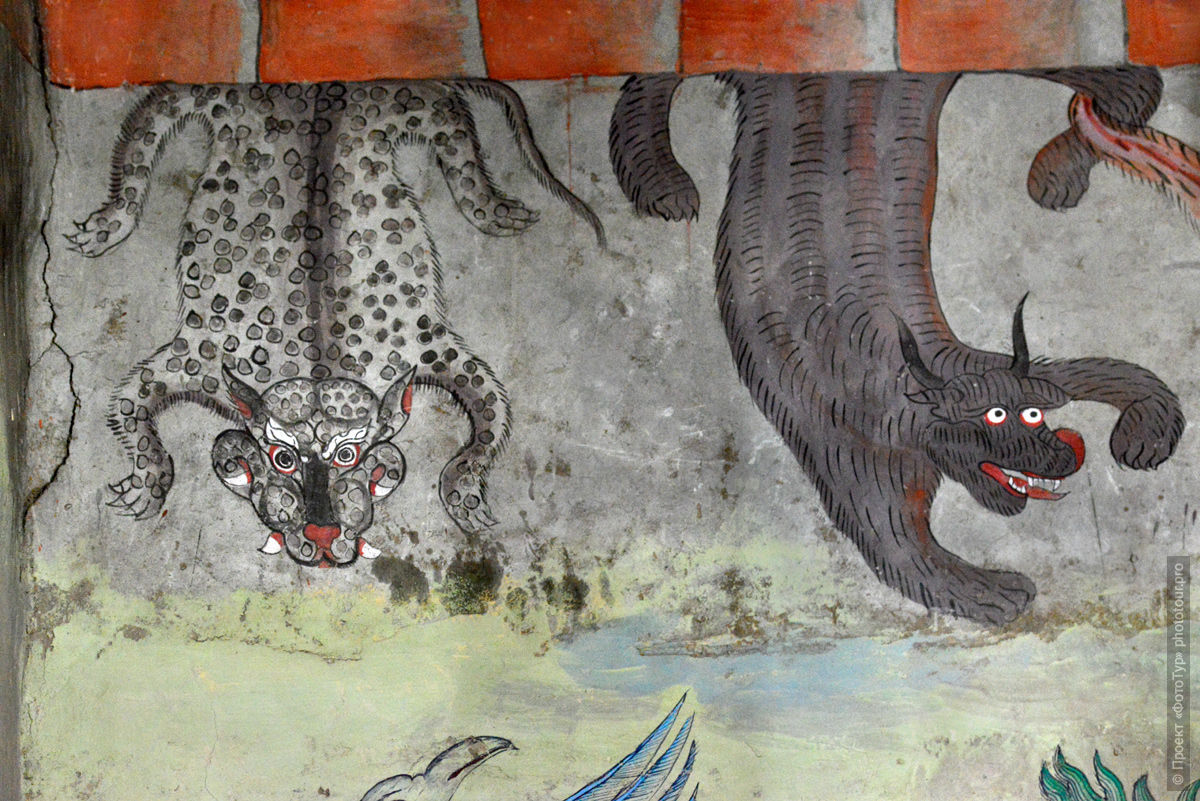 Монастырь Тиксей Гонпа, Ладакх. Паломнические туры по Ладакху.