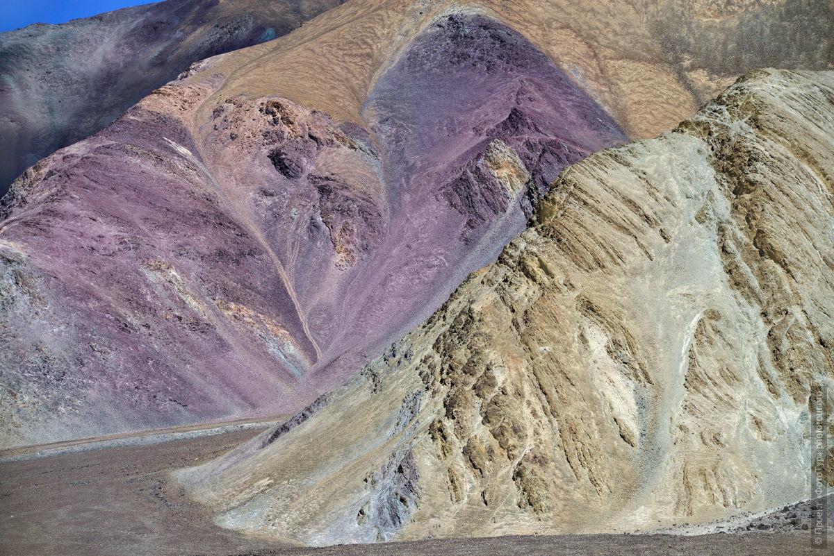 Дорога на озеро Тсо Морири, Ладакх, Тибет. Туры в Тибет.