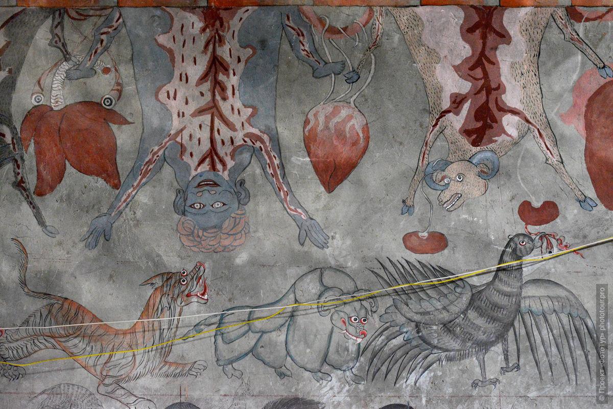 Тиксей Гонпа, Ладакх, Малый Тибет. Туры в Ладакх.